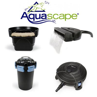 Aquascape Pond Filtration